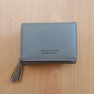 Forever Young Grey Wallet