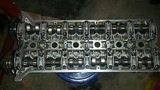 Mercedes m104 cylinder head