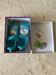 Pediped Girls shoes Size 32 Blue