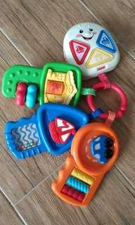 Fisher Price Mattel Musical Toy