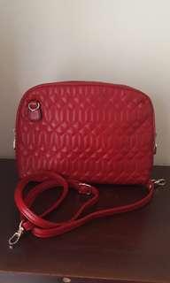 Hanna Small Bag Red