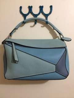 Loewe inspired puzzle bag