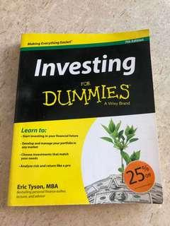 🚚 Investing for Dummies
