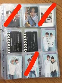 [wts] seventeen photocards pc