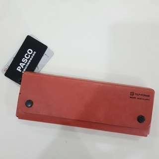 Midori Pasco Pulp Storage Pencil Case / Pencil box / Pen case