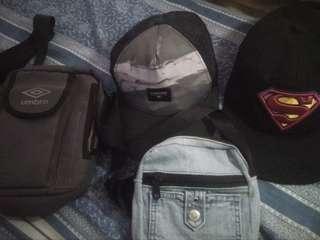 Bag/caps