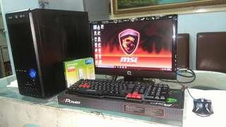 Intel i5 Computer gaming desktop