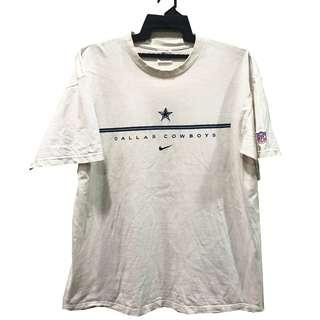 Nike X NFL Dallas Cowboy XXL Made in USA Tshirt