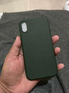 iPhone XR Case - Green Army / Dark Olive