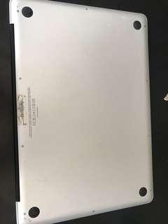 MacBook Pro 15-inch 2011