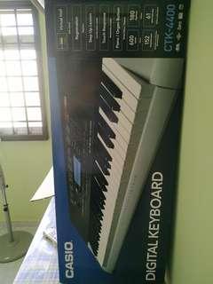 Casio Keyboard ctk 4400