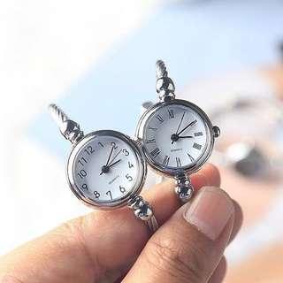 Korea Stainless Steel Bracelet Watch