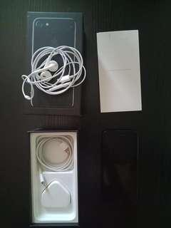 Iphone 7 128GB Jet Black(NEGO)