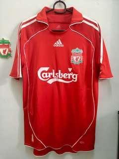 Liverpool FC Home Kit 2006/08