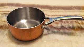 🚚 16cm單柄銅鍋
