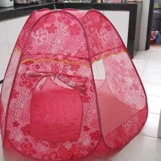 Princess Kids Tent