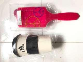 Adidas 水杯, 大hair brush