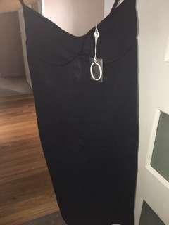 Oroton slip dress (M-L)