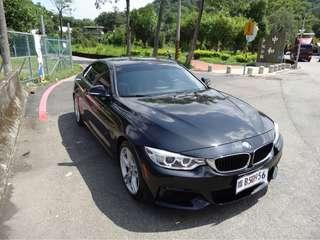 正2015 BMW 428i M-Sport 大滿配