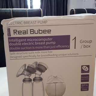 Real Bubbee DOuble Electric Breastpump