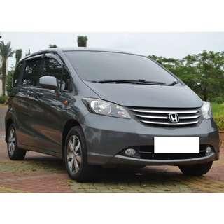 Honda Freed PSD (E) 2010 Tangan Pertama Istimewa Tdp 10Jt