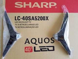 TV stand for sharp LC-40SA5200X aquos