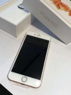 🚚 iphone 6s 4.7 64g apple 福利機附配件