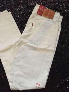 Levi's 510 Skinny Fit Stretch Men's Jeans Original