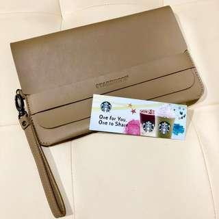 Starbucks Leather Pouch - 2019 Edition