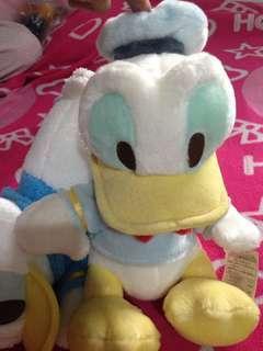 Donald duck stuffed toys (disney japan)