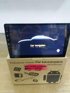 OEM 9 Inch Android Player With Non DVD