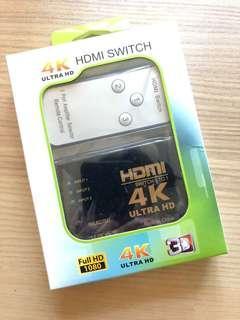 4K HDMI Switch