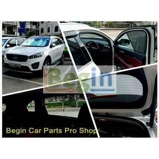 Begin Car Parts Pro Shop 專業汽車窗網 Kia Sorento SouL Sportage Morning