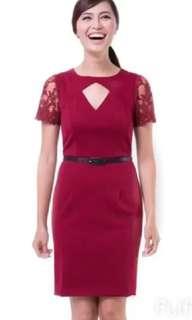Duchess and Co work dress