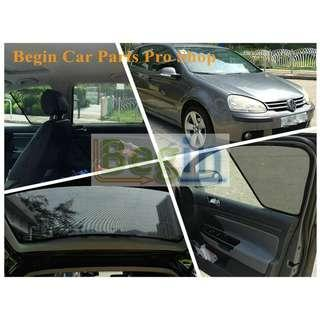 Begin Car Parts Pro Shop 專業汽車窗網 Golf Scirocco Polo Golf sportvan T5 T6
