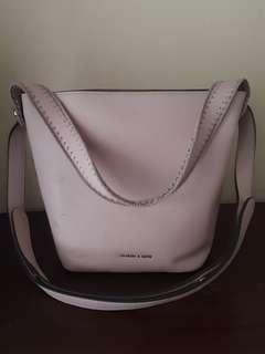 CnK Peach Bag