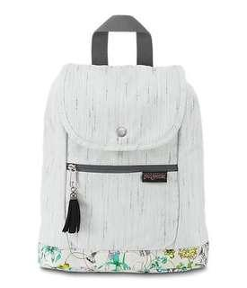 JanSport Abbie Backpack [Graphite Garden]