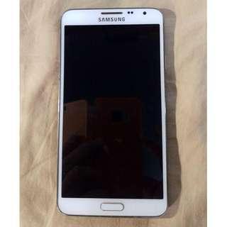 Samsung Galaxy 六核 手寫筆NOTE3 NEO N7507 新銳白 剛更新電池+再贈四項備品