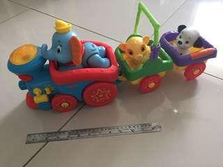 Fisher price Disney Baby Amazing Animals Sing Along Choo-choo