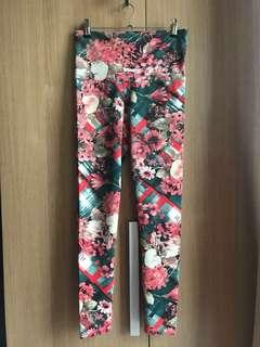 Highwaisted printed leggings