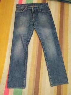 Uniqlo UJ Denim Jeans Size 31