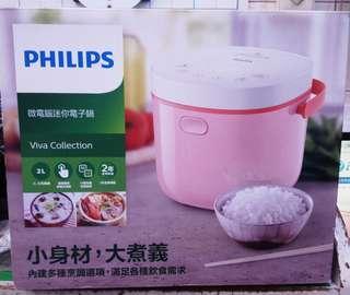 PHILIPS 飛利浦HD3070 微電腦迷你電子鍋