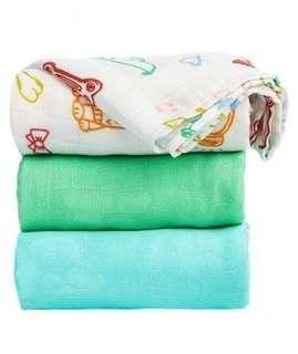 Dachshund - Tula Baby Blanket Set
