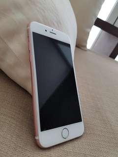 Used iPhone 6s 64GB Rose Gold for sales
