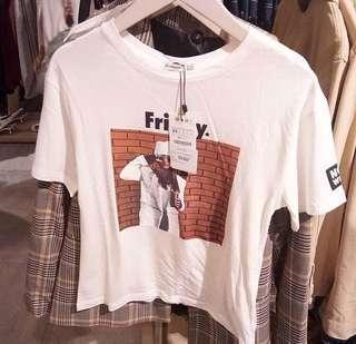 Stradivarius tshirt look a like
