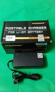 Adapter for V-Mount Battery Charger