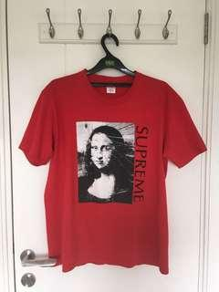 Supreme Mona Lisa Tee original