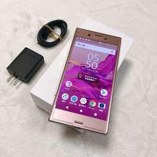 second hand SONY XZ Pink 3G RAM 64G ROM