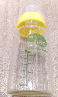 🚚 二手nac nac標準玻璃奶瓶 120ml