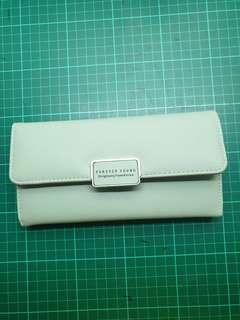 Forever Young Korean Wallet long